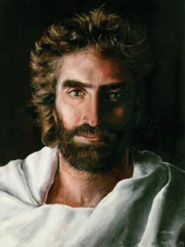Akiane Kramarik, Il volto di Cristo