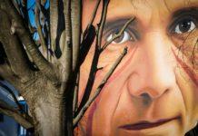 Pasolini: il nuovo membro della Human Tribe di Jorit