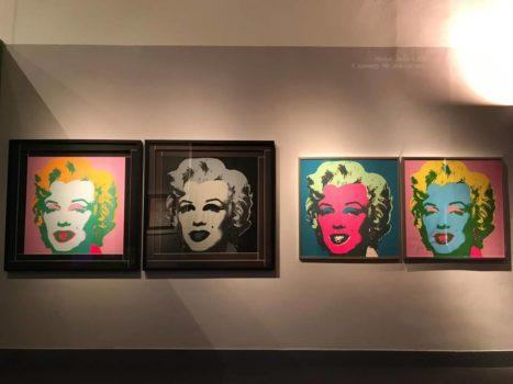 Andy Warhol Monza