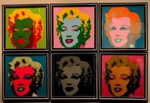 Andy Warhol Villa Reale Monza