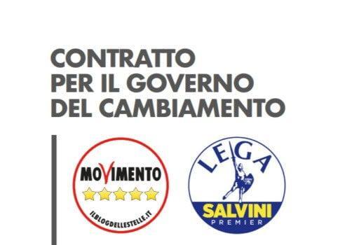 Contratto di governo