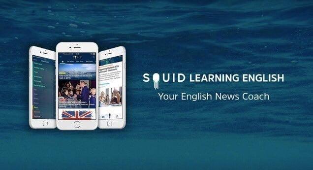Learning English: come Squid App migliora la tua conoscenza dell'inglese