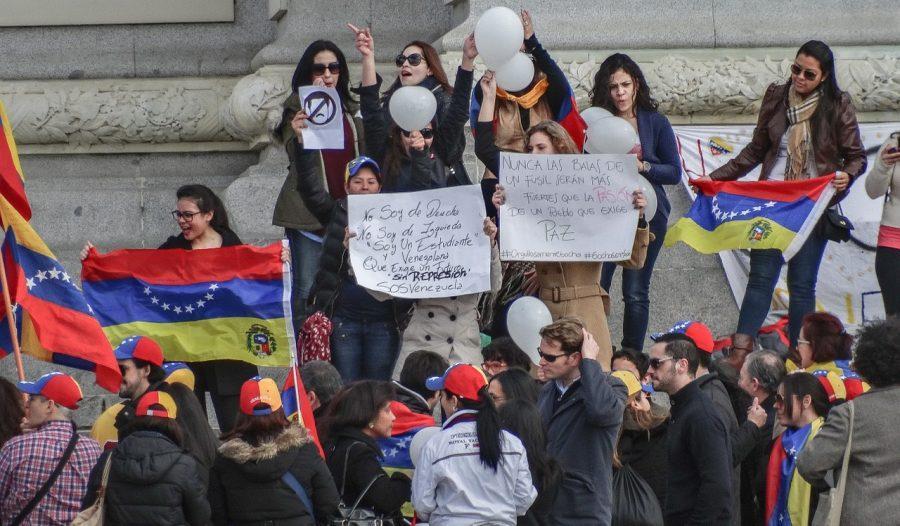 cosa sta succedendo in Venezuela