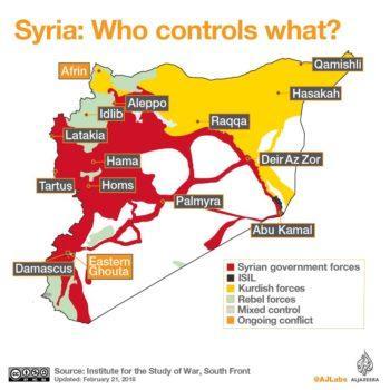 guerra in siria conflitto siriano