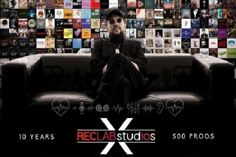 RecLab Studios: lo studio di Larsen Premoli spegne dieci candeline