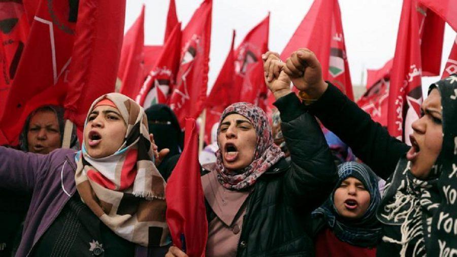 Sinistra palestinese