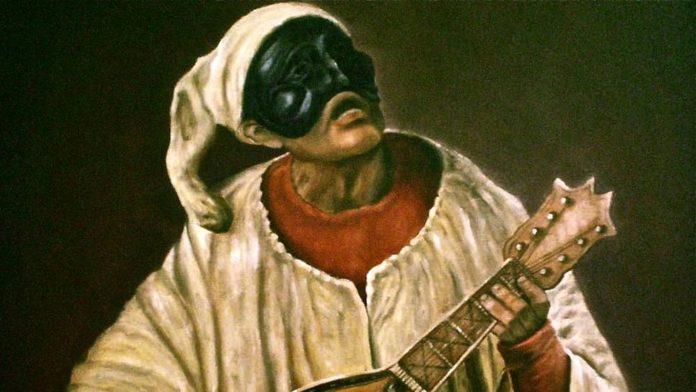Pulcinella, maschera