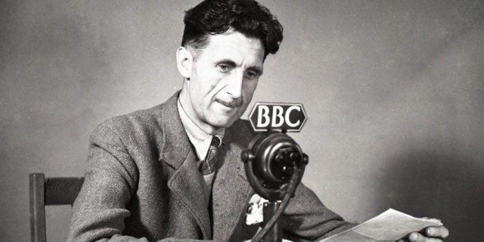 George Orwell, autore di 1984