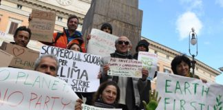 Greta Thunberg Fridays For Future Italy