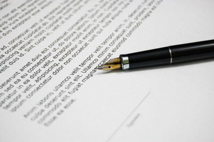 Lettera di richiamo sul lavoro
