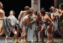 Ragazzi di Vita: Popolizio e Trevi portano il romanzo di Pasolini a teatro