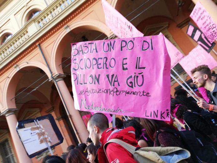 donne ddl Pillon 8 marzo Bologna