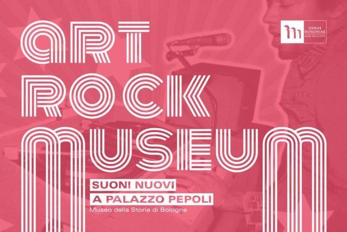 ArtRockMuseum Bologna Palazzo Pepoli musica