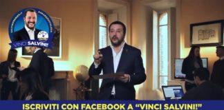 Contest Vinci chi vinci Salvini