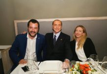 Basilicata Elezioni Europee Salvini Centrodestra