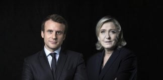 Macron europee