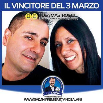 Vinci chi vinci Salvini