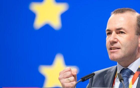 Europee Germania Manfred Weber