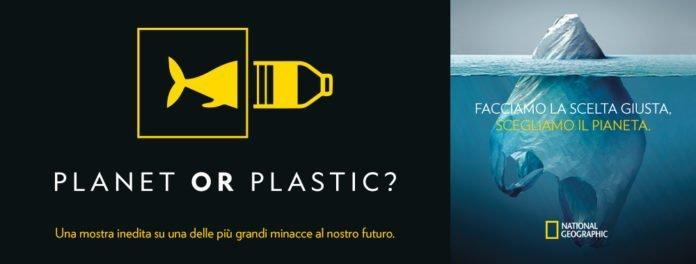 Plastic or Planet National Geographic Bologna