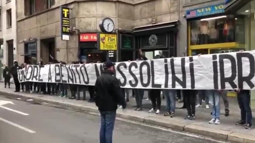Il fallimento dello sport italiano testimoniato dall'opera di esponenti neofascisti