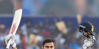 Virat Kohli, capitano della Nazionale indiana,