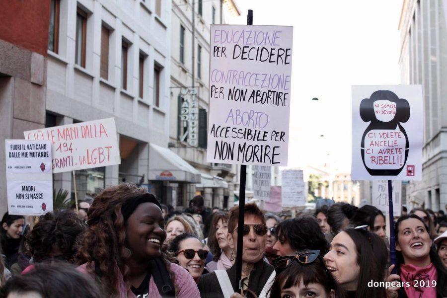 verona congresso mondiale delle famiglie aborto