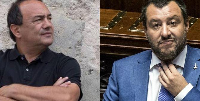 Lucano e Salvini a confronto sul tema del processo
