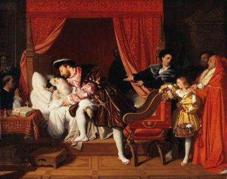 Ingres e l'arte ai tempi di Napoleone in mostra al Palazzo Reale di Milano