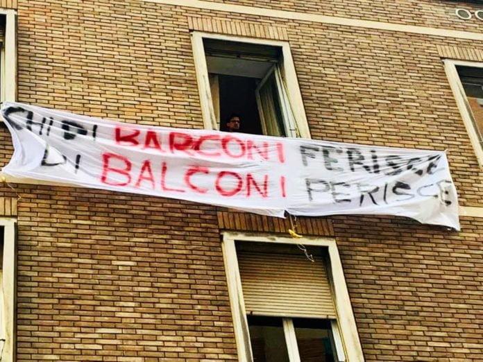 Balconi Italia Salvini