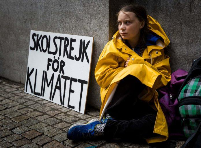 Greta Thunberg, il climate change e i gretini