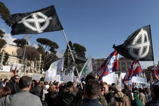 Salvini e il neofascismo