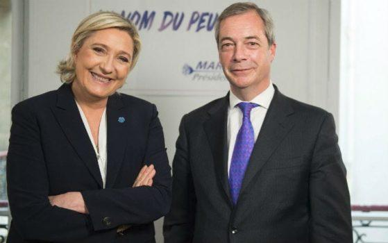 Le Pen Farage Sovranisti Elezioni Europee cosa cambia