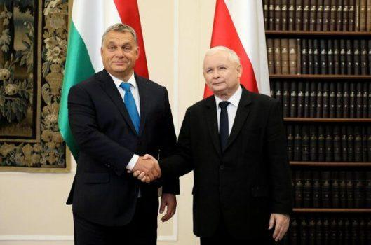 Orban Kaczynski Sovranisti