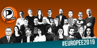 Partito Pirata esordio europeo