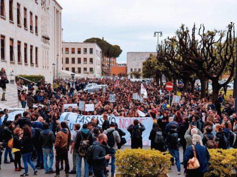 Roma Mimmo Lucano