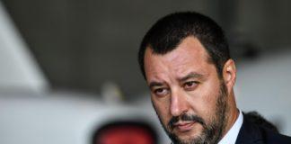 Salvini droghe Lega