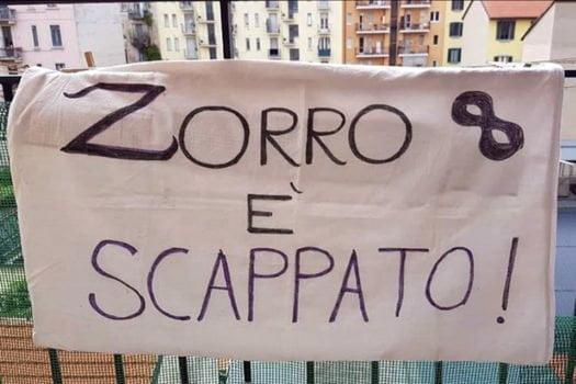 I balconi d'Italia contro Salvini