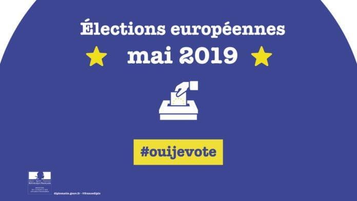 elezioni europee in Francia