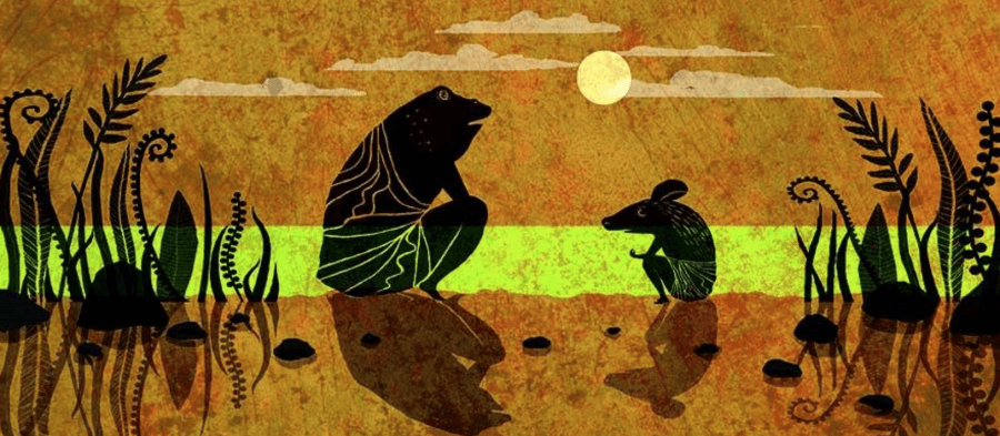 Batracomiomachia poema eroicomico