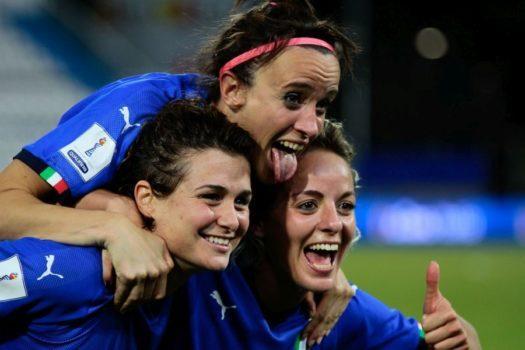 calcio femminile nazionale italiana Mondiale Francia 2019