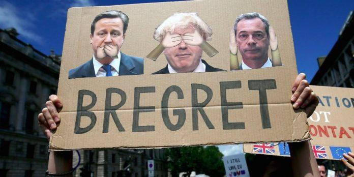 No Deal Brexit Referendum Brexit Boris Johnson