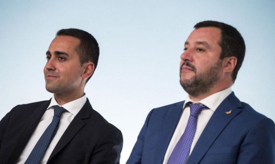 Salvini elezioni europee Movimento Cinque Stelle Lega