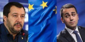 europarlamento lega M5S