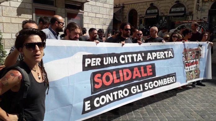 sgomberi occupazioni problema abitativo italia