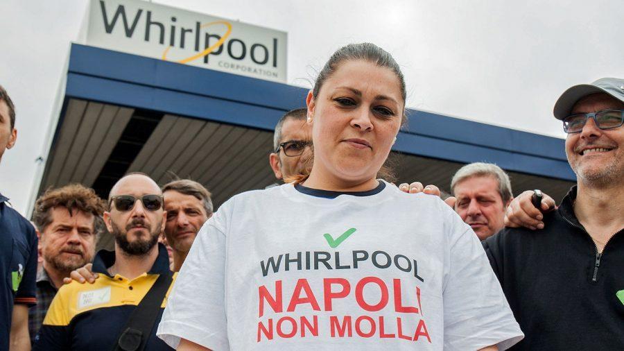 Caso Whirlpool Napoli