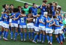 Mondiali di calcio femminile, la svolta
