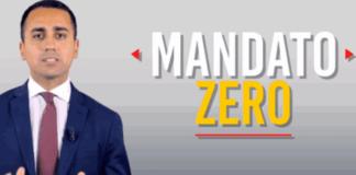 mandato zero Movimento 5 Stelle