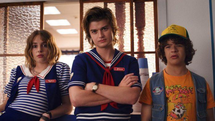 Stranger Things Duffer Brothers