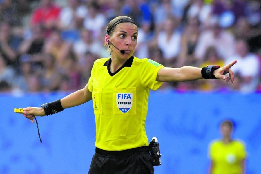 arbitro donna