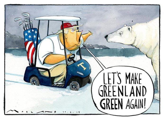 Perché Trump vuole comprare la Groenlandia: le conseguenze geopolitiche del Climate Change